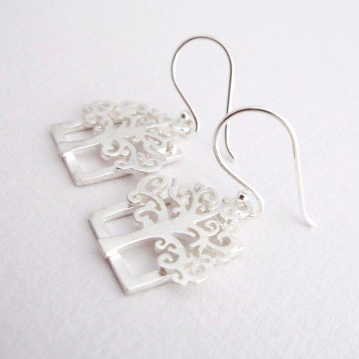 Enchantment - Sterling Silver Earrings