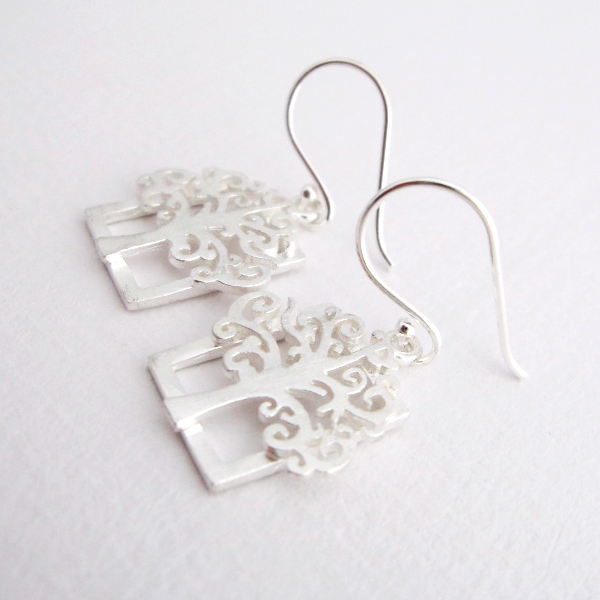 Enchantment - Sterling Silver Earrings