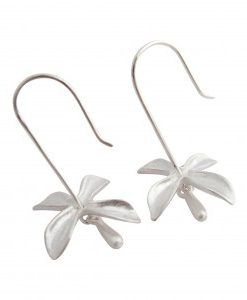Lily - Sterling Silver Earrings