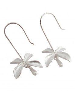 Lily - Sterling Silver Earrings