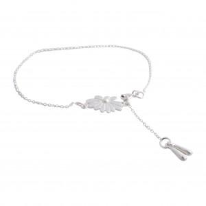 Daisy Chain - Sterling Silver Bracelet