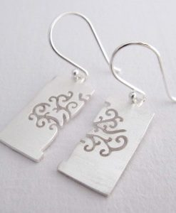 Reflections - Sterling Silver Earrings