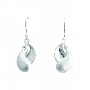 Sprout - Sterling Silver Earrings
