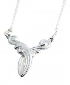Cirrus - Sterling Silver Pendant