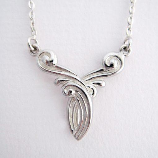 Cirrus - Sterling Silver Pendant
