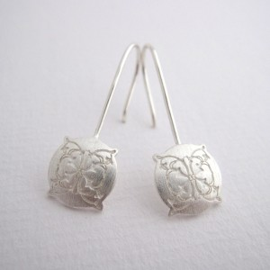 Ayanna - Sterling Silver Earrings