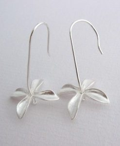 Jasmine - Sterling Silver Earrings