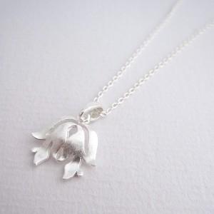 Fleur-De-Lys - Sterling Silver Pendant